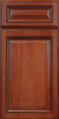 Sienna Rope Kitchen Cabinet Door Detail