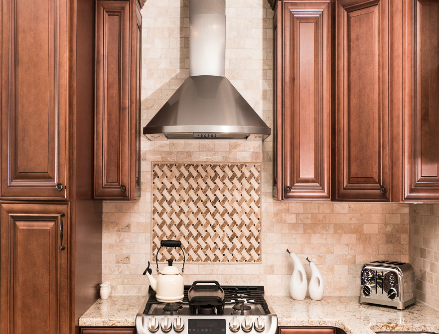 Fabuwood Cabinets Elite Cinnamon