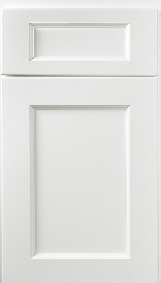 Wolf Cabinets York Door Style in White