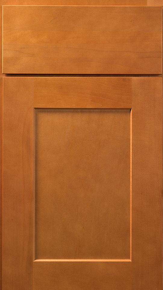 Wolf Dartmouth Cabinet Door Style in Honey Stain