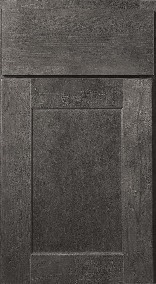 Wolf Dartmouth Kitchen Cabinet Door in Gray Stain