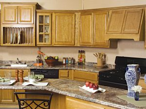 Kitchen Cabinets Verona NJ Country Oak CNC Cabinets