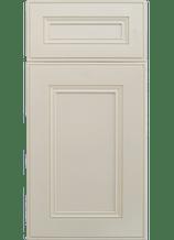 Pearl Vanilla Alexandria Cabinet Doors Detail