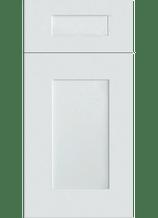 Elegant White Kitchen Cabinet Door Style Detail