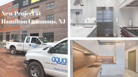 New Project at Hamilton Commons, NJ