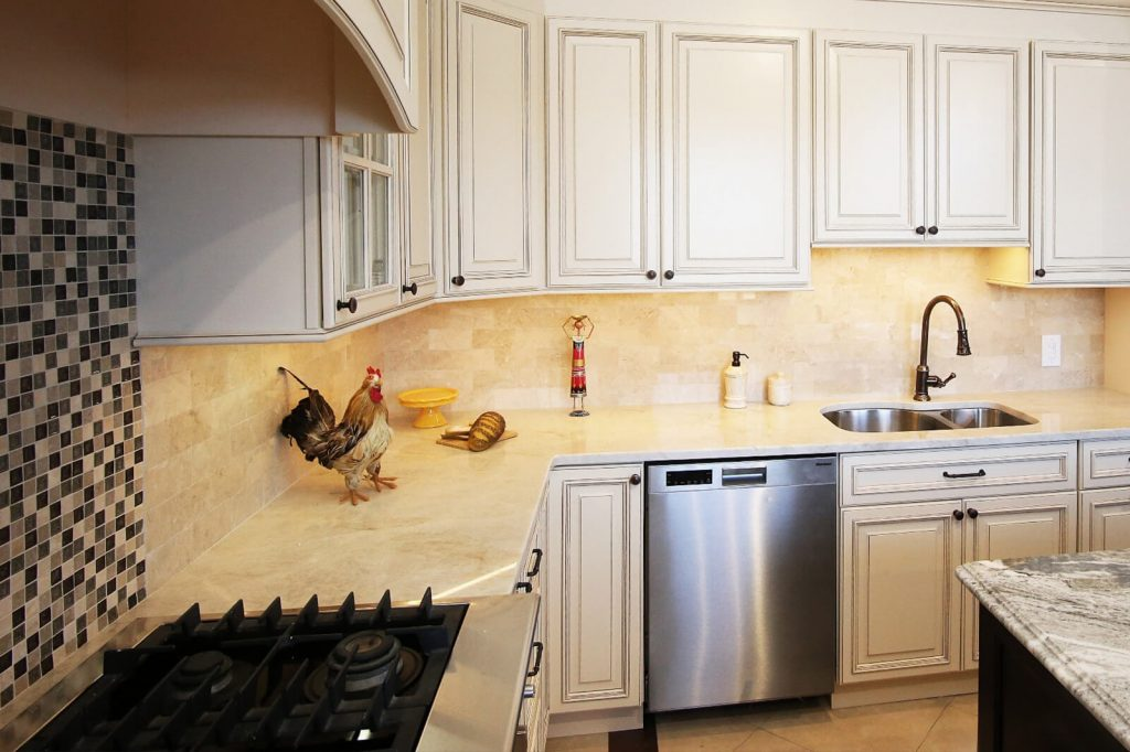 Stock Kitchen Cabinets Budget-Friendly & Durable