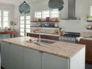 Giallo Ornamental Granite Countertop for Fair Lawn, NJ Kitchens