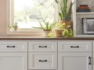 Wolf York White Cabinets for Clifton NJ Kitchens