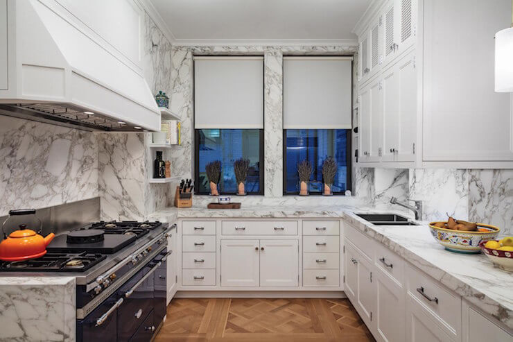 How To Match Backsplash With Granite Countertops Infographic