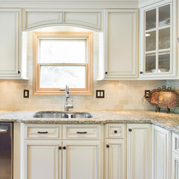 Forevermark Signature Pearl Kitchen Cabinets
