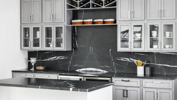 Fabuwood Quest Metro Mist Kitchen Cabinets