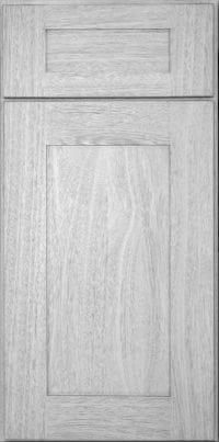 Forevermark Nova Light Grey Cabinets
