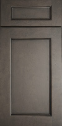 Forevermark Townsquare Grey Kitchen Cabinets