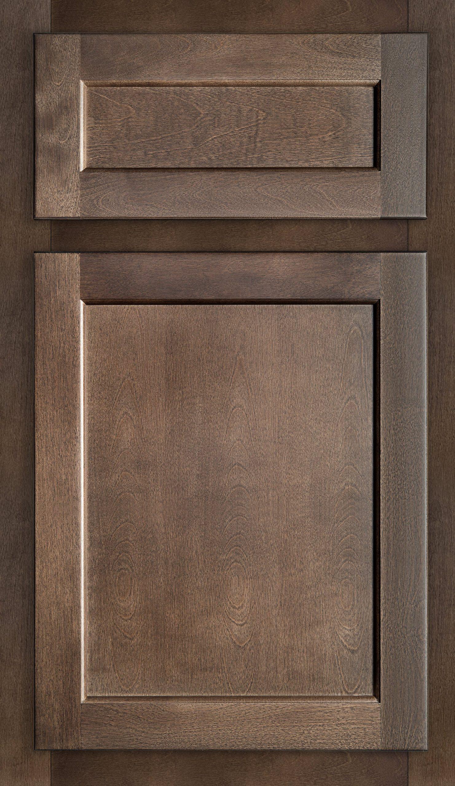 Quest Metro Java Cabinet Door Style