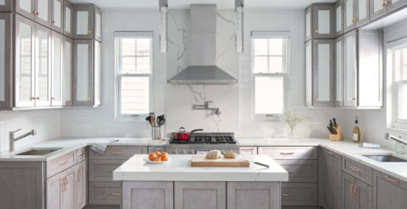 Fabuwood Allure Galaxy Horizon Kitchen Cabinets