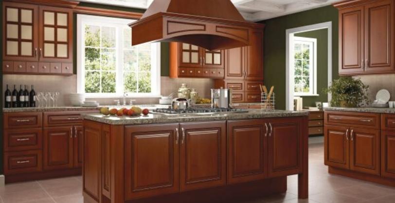 Forevermark Sienna Rope Kitchen Cabinets