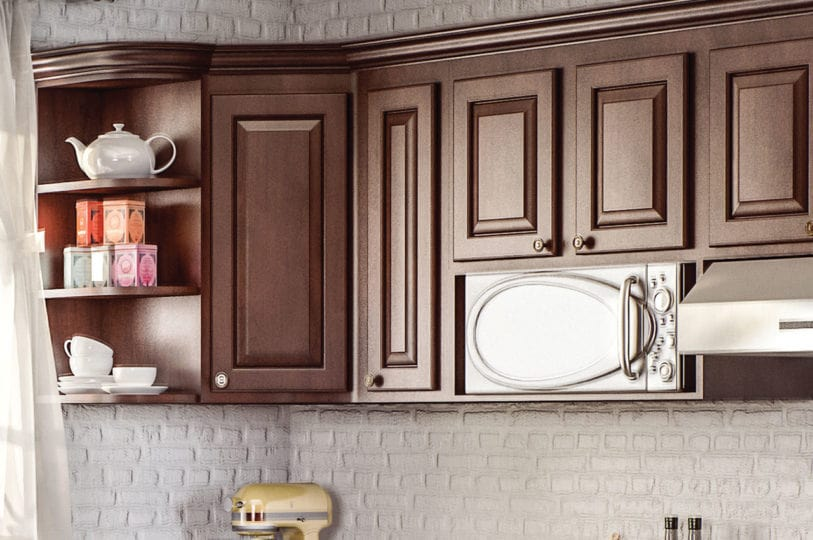 Cnc Country Sierra Espresso Kitchen Cabinets Value Priced