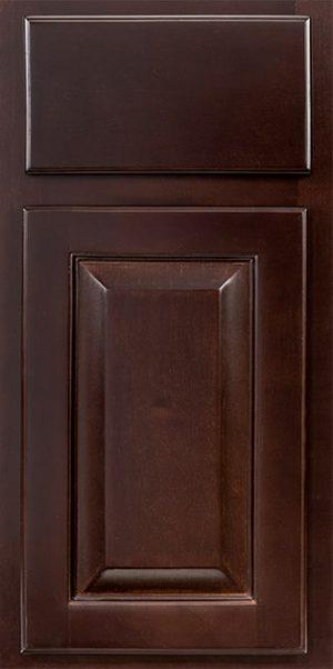 CNC Country Sierra Espresso Kitchen Cabinets