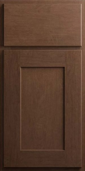 CNC Country Luxor Cinnamon Kitchen Cabinets