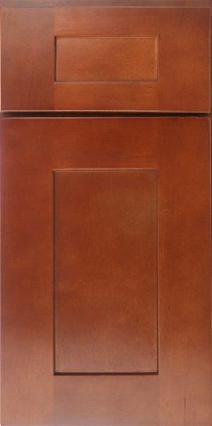 CNC Concord Elegant Nutmeg Kitchen Cabinets