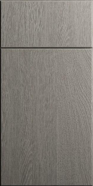 CNC Matrix Silver Classic Kitchen Cabinets