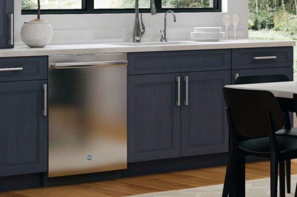 CNC Concord Fashion Ocean Blue Kitchen Cabinets
