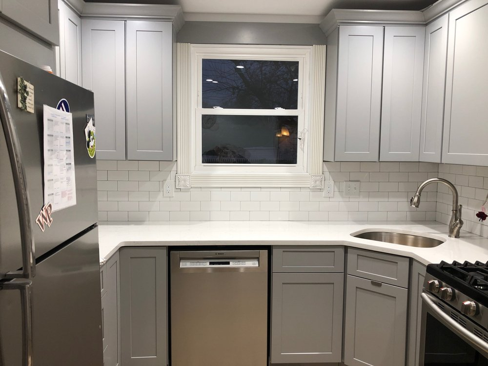 A Dream Kitchen Comes True in Bloomfield, NJ: Our Remodel Project