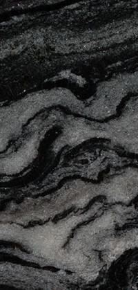 Fantasy Black Marble Detail