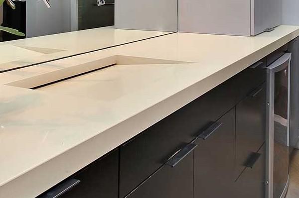 MSI Quartz Countertops Canvas Beige