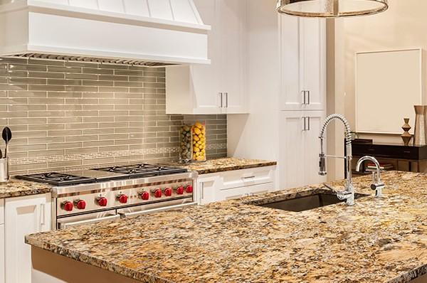 Solarius Granite MSI Kitchen