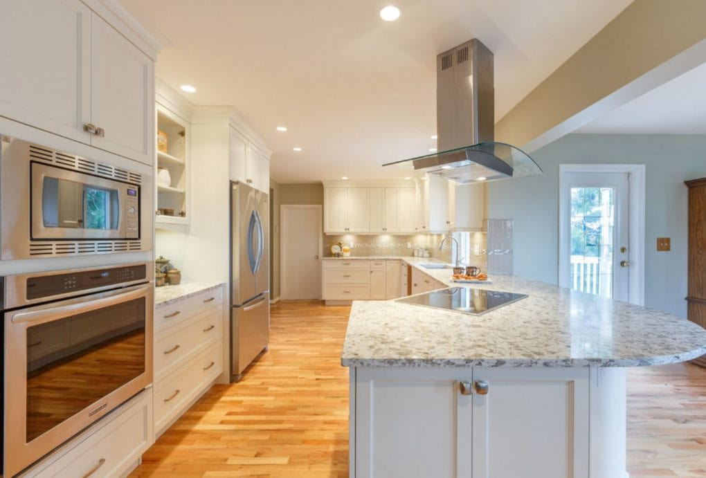 Serra Classic Pental Quartz Kitchen Design
