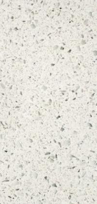 Sparkling White Inspire Collection Quartz Detail