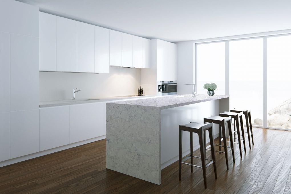 Venoso Classic Quartz Kitchen Design