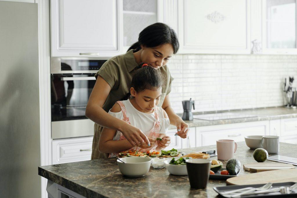 coronavirus kitchen improvement