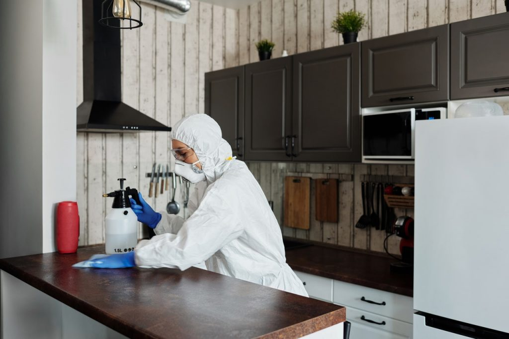 Safely Remodeling Your Kitchen During a Pandemic