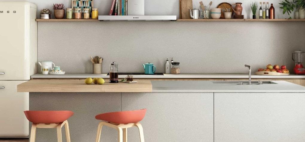 Silestone Camden Quartz Kitchen Design