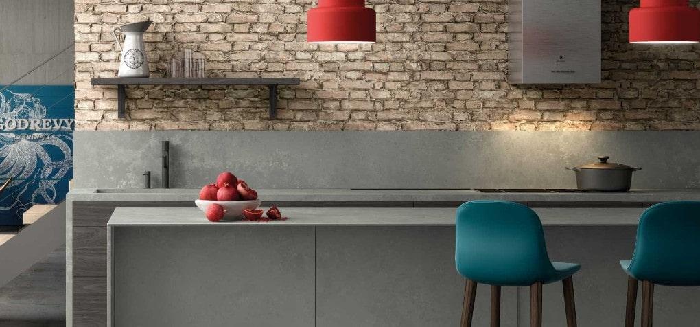 Silestone Seaport Quartz Kitchen Design