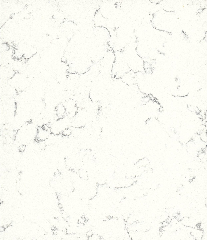 Coarse Carrara Quartz Slab Detail