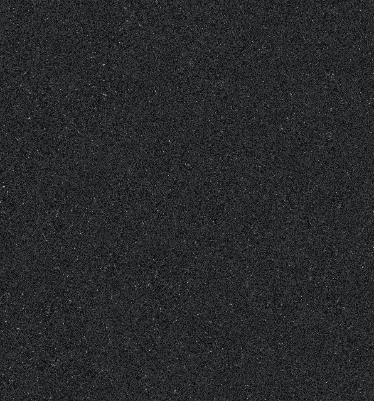 Mystic Black Quartz Slab Detail