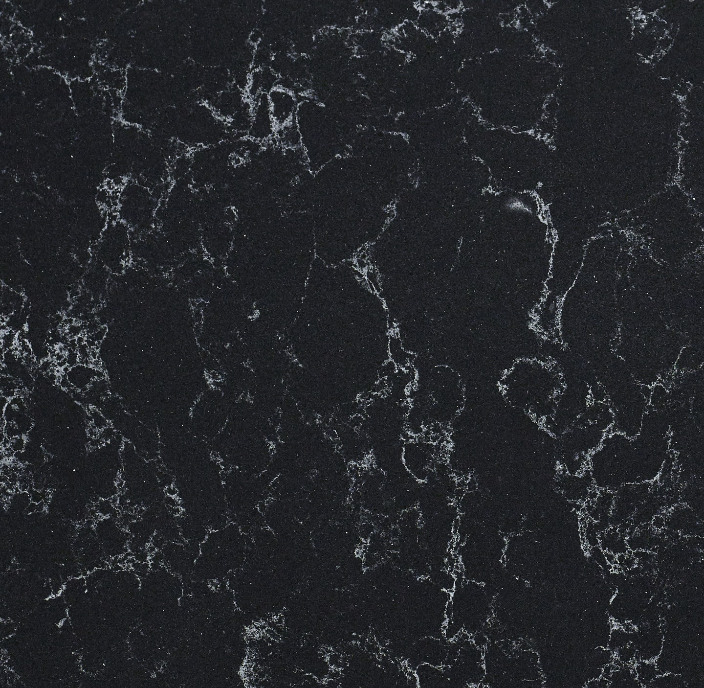 Onyx Carrara Quartz Slab Detail