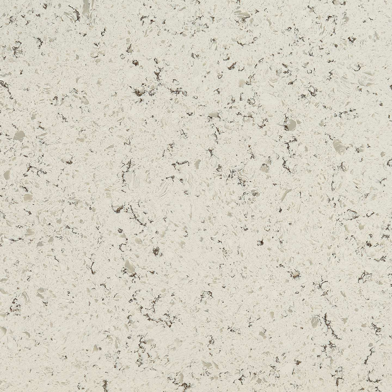 Pearl Stone Quartz Slab Detail