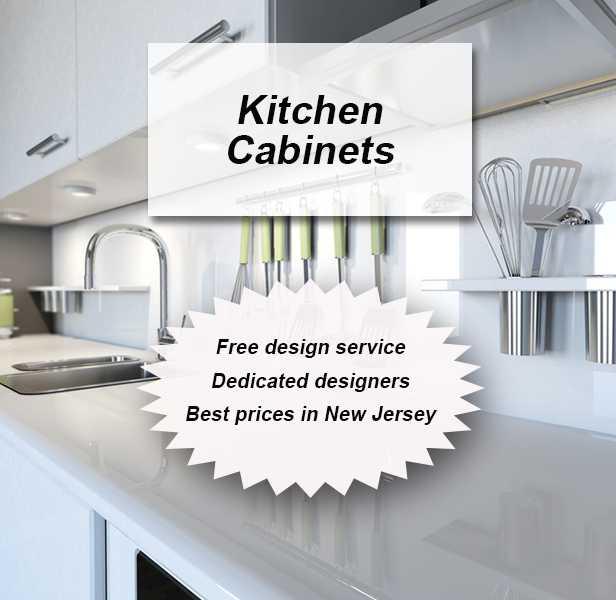Kitchen Cabinets NJ Promotion