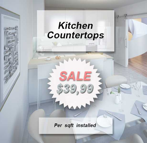 Kitchen Countertops NJ promotion