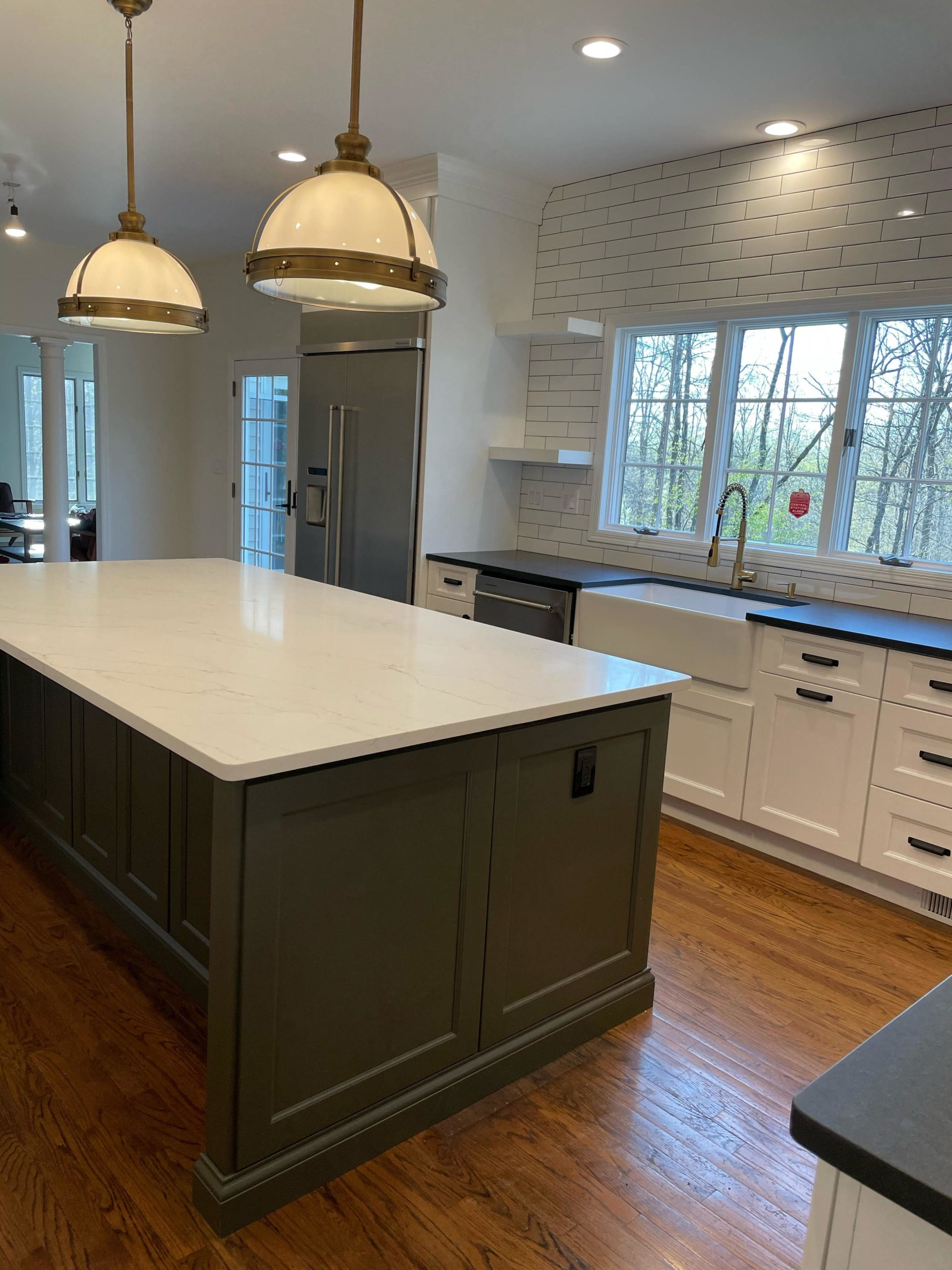 Farmhouse Kitchen Remodel Project in Long Valley, NJ
