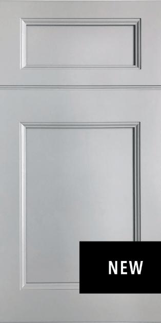 Allure Fusion Nickel Fabuwood Kitchen Cabinets