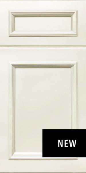 Allure Imperio Dove Fabuwood Kitchen Cabinets