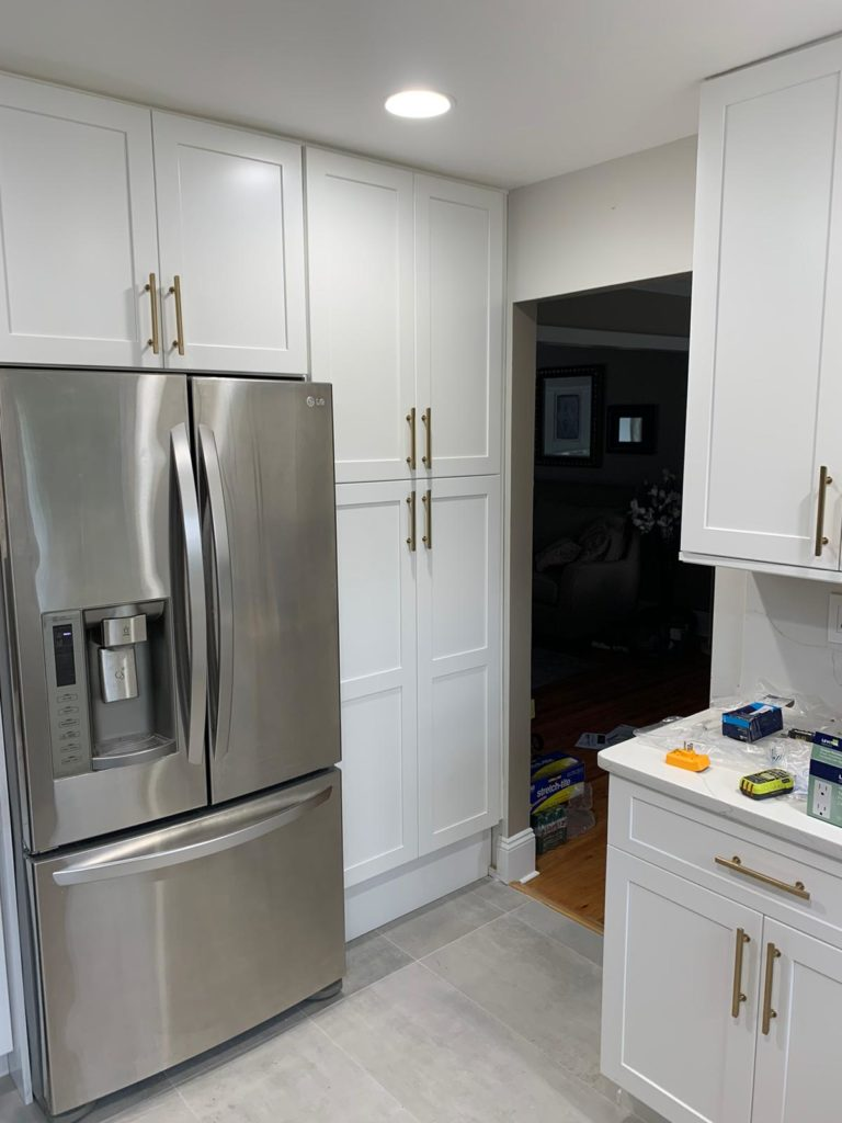 Kitchen Remodeling Project by Aqua Kitchen and Bath Design Center